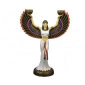 Kleopatra mit Flügeln Statue