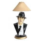 Elwood Blue Lampe