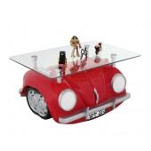 Tisch VW Rot