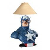 Captain Amerika Lampe