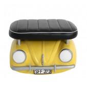 Hocker VW Gelb