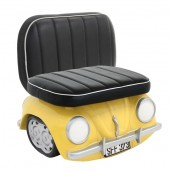 Sitz für Kinder VW Gelb