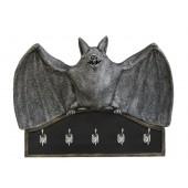 Fledermaus Steineffekt Garderobe