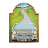 Bild mit Mercedes Benz Silber