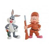 Bugs Bunny und Elmer