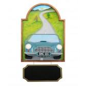 Bild mit Aston Martin Blau