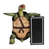 Schildkröte Ninja Angebotstafel