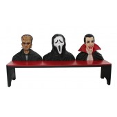 Monsterbank Frankenstein, Scream und Dracula