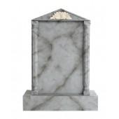 Grabstein mit grauem Marmoreffekt 4