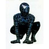 kleiner schwarzer Comic Spiderman
