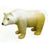 großer stehender Eisbär