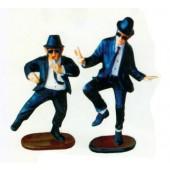 Bluesbrothers einzeln mittel