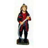 kleiner amerikanischer Feuerwehrmann