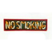 Nichtraucher *No Smoking* Schild