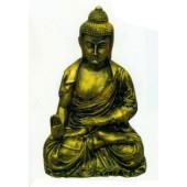 goldfarbiger Buddha