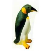 großer Pinguin stehend