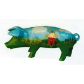 Schweinchen mit Windmühle