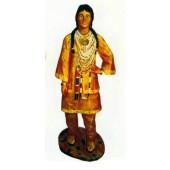 hübsche Indianerin