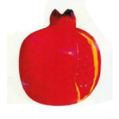 roter Granatapfel