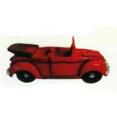 kleiner roter Käfer als Cabrio