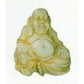kleiner dicker Buddha