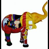 Elefant Picasso