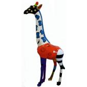 Giraffe Chamäleon