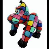Gorilla Donkey bunt gefleckt medium