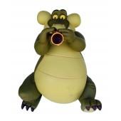 Louis trompeten spielendes Krokodil - Küss den Frosch