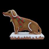 Lebkuchen Hund klein