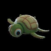 Comic Schildkröte Boomer