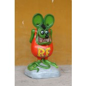 grüne RF Maus