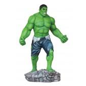 großer aggressiver Hulk