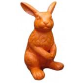 Orangefarbender Osterhase 120cm