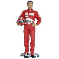 Mr. Bean als Rennfahrer