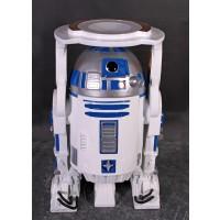 R2D2 Roboter Butler mit Tisch