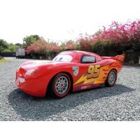 Lightning McQueen NASCAR - Rennauto