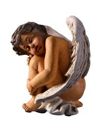 schlafendes Engelchen klein