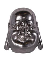 fröhlicher Buddha Kopf