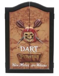 Piraten-Dartkasten