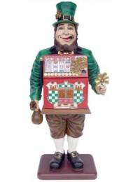 Kobold mit Spielautomat