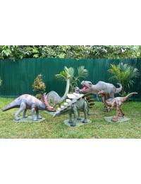 Dinosaurier klein 5 Stück