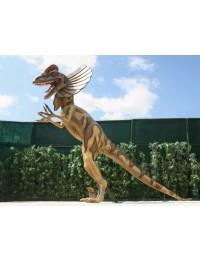 Dinosaurier Dilophosaurus