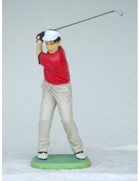 Golfer modern klein