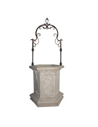 französischer Brunnen