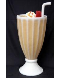 Milchshake Vanille Banane