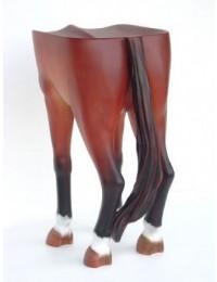 Barhocker Pferd Groß