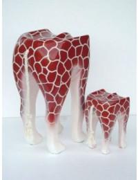 Hocker Giraffe Klein