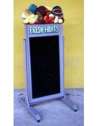 Aufsteller Fresh - Fruits 1