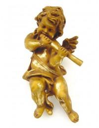 Engelputto mit Flöte